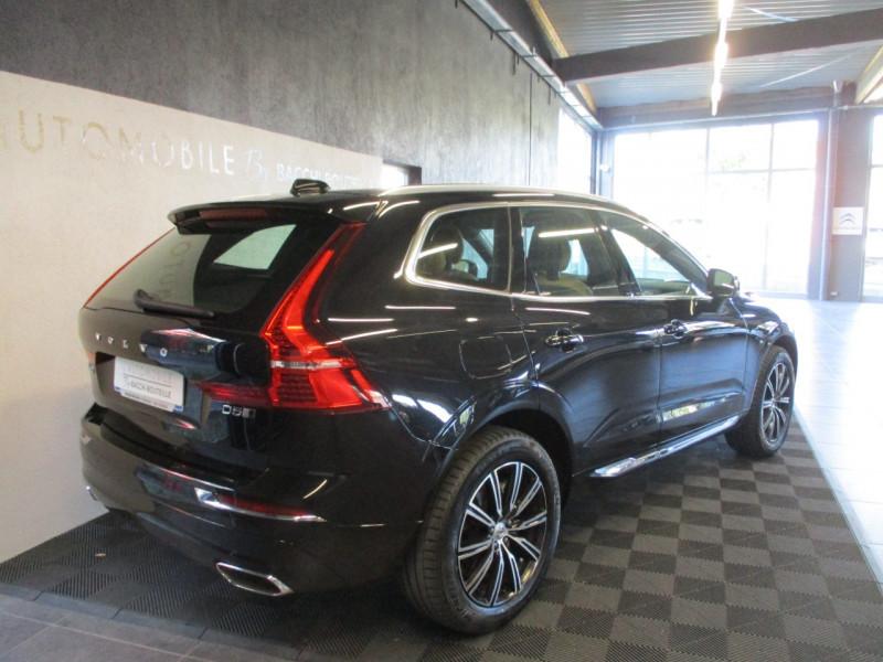 Photo 4 de l'offre de VOLVO XC60 D5 ADBLUE AWD 235CH INSCRIPTION LUXE GEARTRONIC à 44900€ chez L'automobile By Bacchi-Bouteille