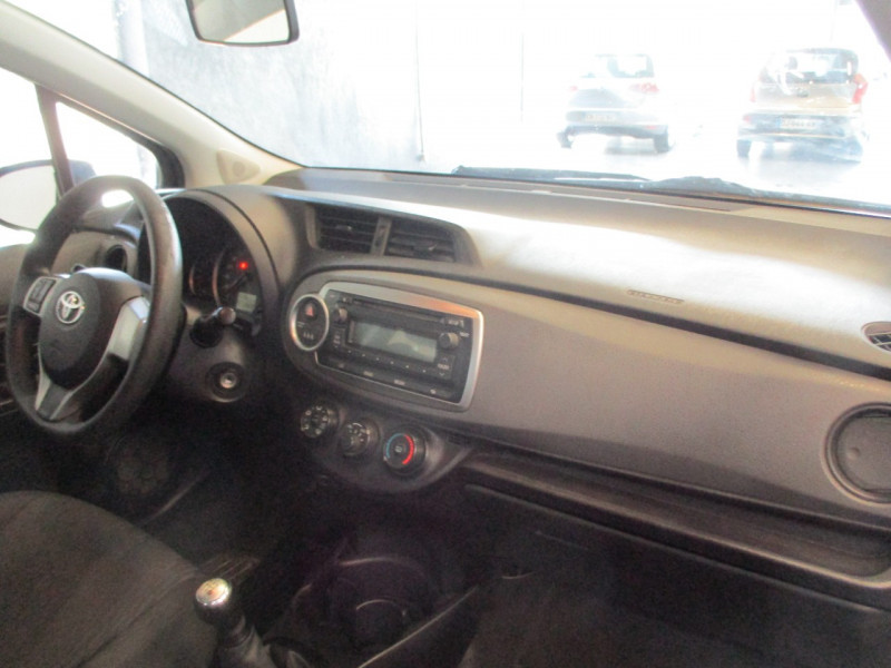 Photo 6 de l'offre de TOYOTA YARIS 69 VVT-I ACTIVE 5P à 6990€ chez L'automobile By Bacchi-Bouteille