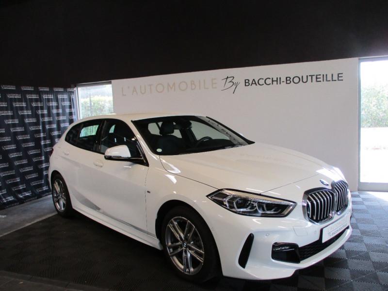 Photo 1 de l'offre de BMW SERIE 1 (F40) 118DA 150CH M SPORT à 32900€ chez L'automobile By Bacchi-Bouteille