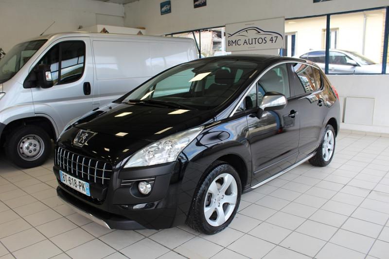 Peugeot 3008 1.6 HDI112 FAP PREMIUM PACK Diesel NOIR METALLISEE Occasion à vendre