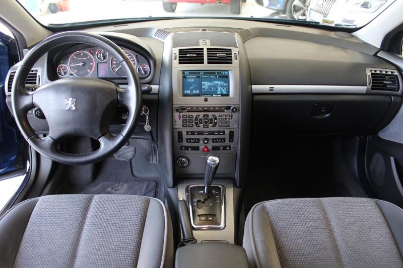 Photo 3 de l'offre de PEUGEOT 407 2.0 HDI136 EXECUTIVE BAA FAP à 4990€ chez BMC Autos 47