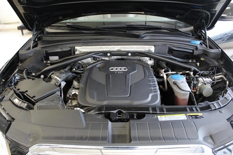 Photo 11 de l'offre de AUDI Q5 2.0 TDI 150CH CLEAN DIESEL BUSINESS LINE à 21490€ chez BMC Autos 47