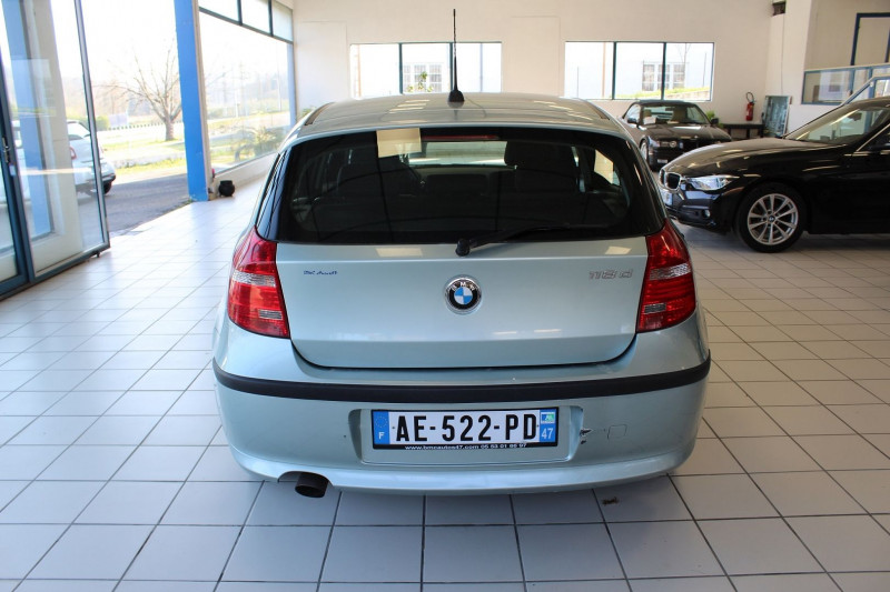 Photo 11 de l'offre de BMW SERIE 1 (E81/E87) 118D 143CH CONFORT 5P à 6900€ chez BMC Autos 47