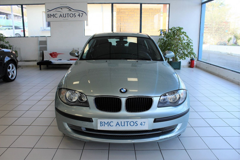 Photo 12 de l'offre de BMW SERIE 1 (E81/E87) 118D 143CH CONFORT 5P à 6900€ chez BMC Autos 47