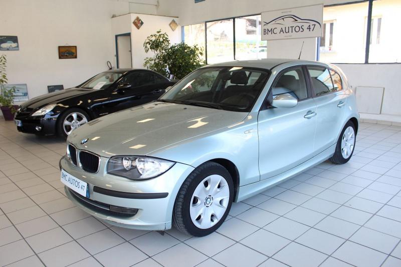 Photo 1 de l'offre de BMW SERIE 1 (E81/E87) 118D 143CH CONFORT 5P à 6900€ chez BMC Autos 47