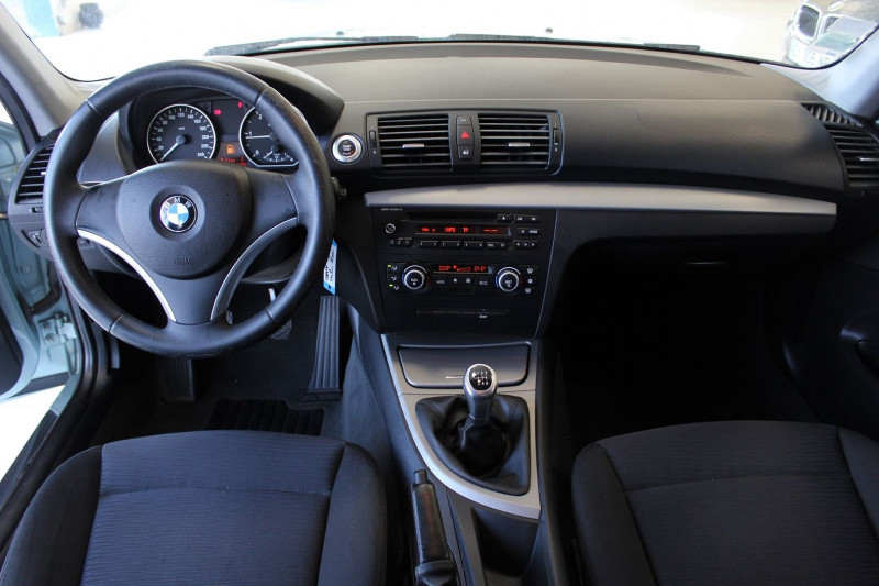 Photo 7 de l'offre de BMW SERIE 1 (E81/E87) 118D 143CH CONFORT 5P à 6900€ chez BMC Autos 47