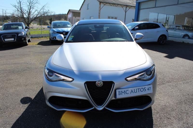 Photo 20 de l'offre de ALFA ROMEO GIULIA 2.2 JTD 190CH SPORT EDITION AT8 MY19 à 32900€ chez BMC Autos 47