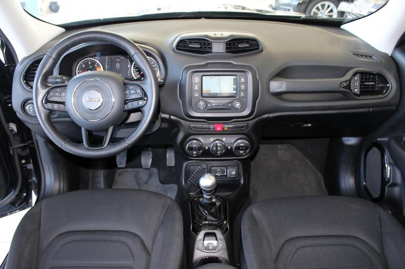 Photo 5 de l'offre de JEEP RENEGADE 1.6 MULTIJET S&S 120CH BROOKLYN EDITION à 15900€ chez BMC Autos 47