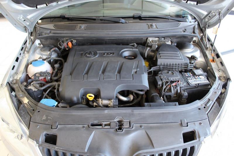 Photo 11 de l'offre de SKODA FABIA BREAK 1.6 TDI90 FAP AMBITION2 GREEN TEC à 6800€ chez BMC Autos 47