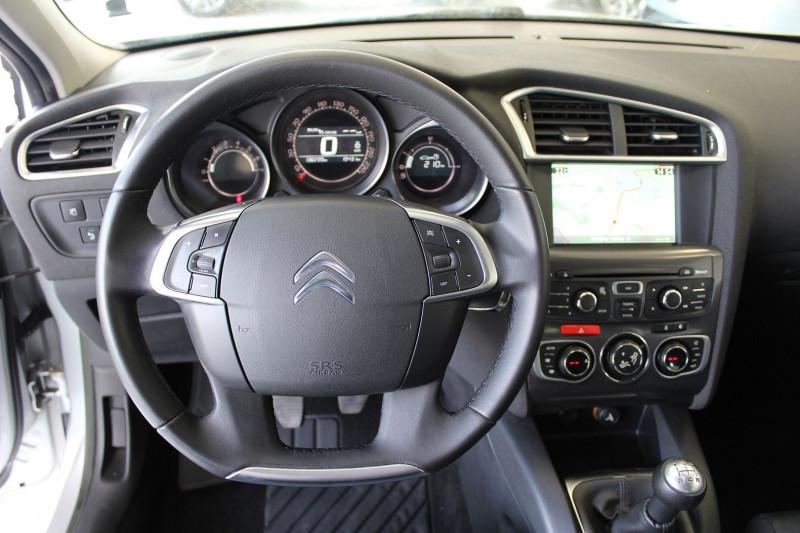 Photo 11 de l'offre de CITROEN C4 1.6 HDI 90 FAP BUSINESS à 7450€ chez BMC Autos 47