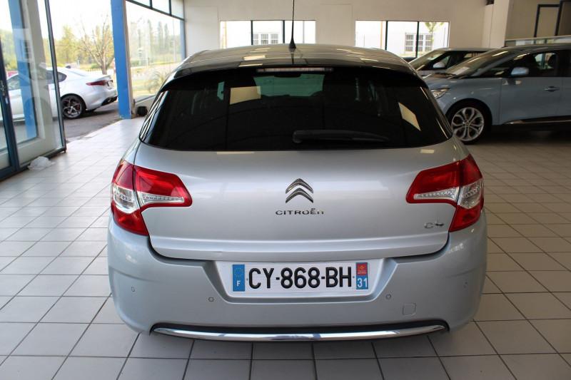 Photo 14 de l'offre de CITROEN C4 1.6 HDI 90 FAP BUSINESS à 7450€ chez BMC Autos 47