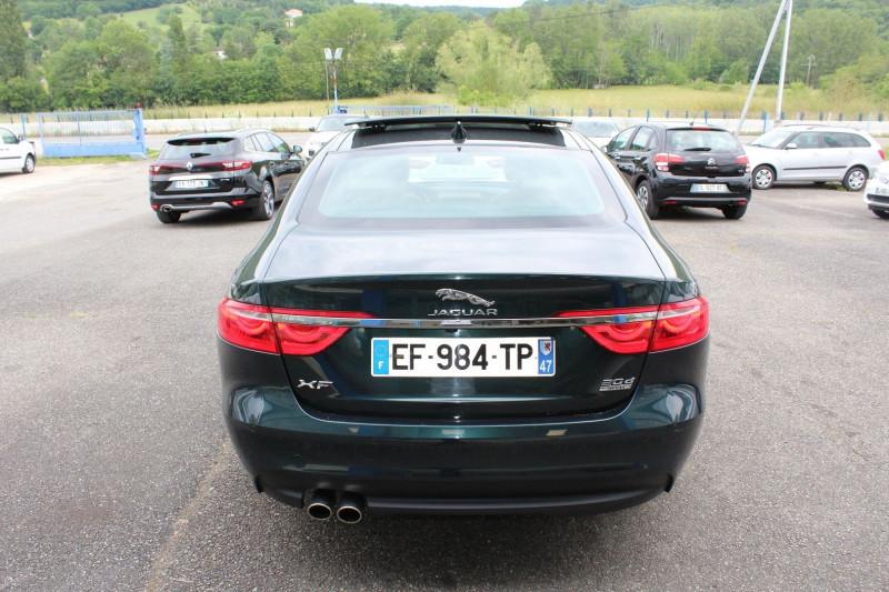 Photo 12 de l'offre de JAGUAR XF 2.0D 180CH BUSINESS PRESTIGE AWD BVA à 21800€ chez BMC Autos 47