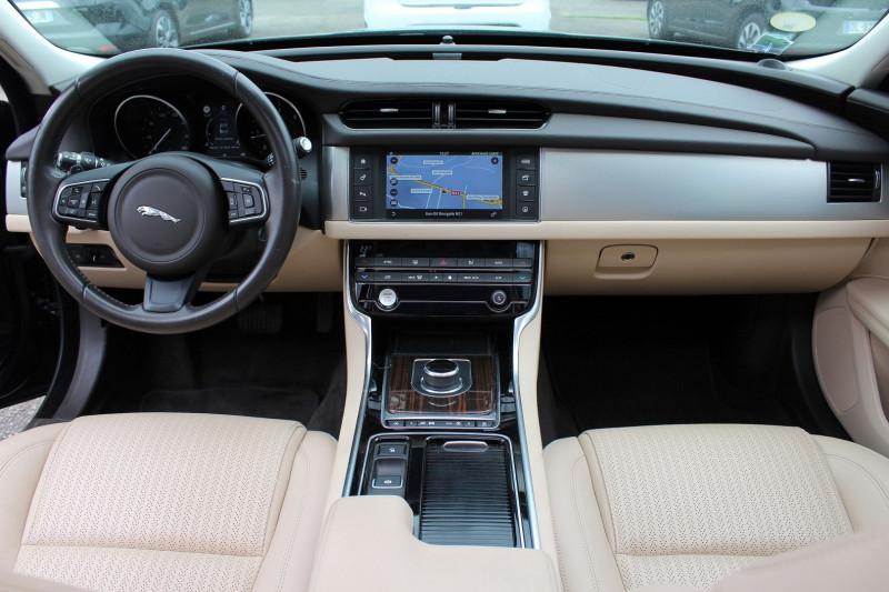 Photo 4 de l'offre de JAGUAR XF 2.0D 180CH BUSINESS PRESTIGE AWD BVA à 21800€ chez BMC Autos 47