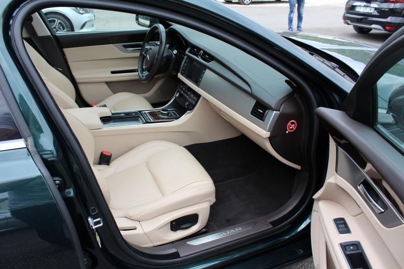 Photo 5 de l'offre de JAGUAR XF 2.0D 180CH BUSINESS PRESTIGE AWD BVA à 21800€ chez BMC Autos 47