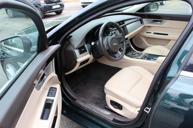 Photo 17 de l'offre de JAGUAR XF 2.0D 180CH BUSINESS PRESTIGE AWD BVA à 21800€ chez BMC Autos 47
