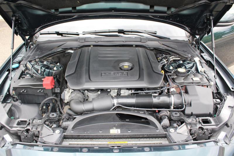 Photo 15 de l'offre de JAGUAR XF 2.0D 180CH BUSINESS PRESTIGE AWD BVA à 21800€ chez BMC Autos 47