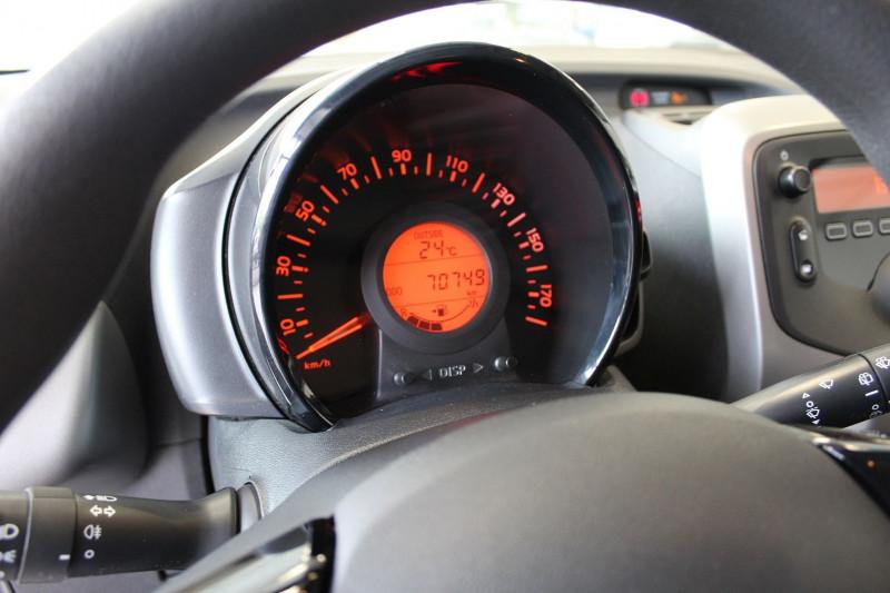 Photo 15 de l'offre de CITROEN C1 VTI 68 FEEL 5P à 7600€ chez BMC Autos 47