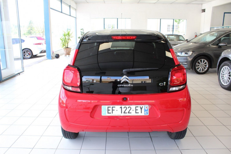 Photo 13 de l'offre de CITROEN C1 VTI 68 FEEL 5P à 7600€ chez BMC Autos 47