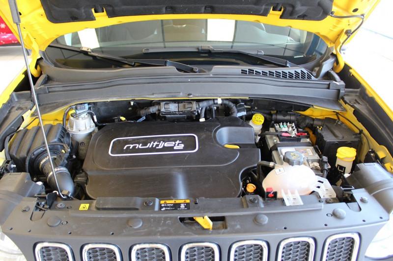 Photo 11 de l'offre de JEEP RENEGADE 1.6 MULTIJET 120CH LONGITUDE BUSINESS à 15900€ chez BMC Autos 47