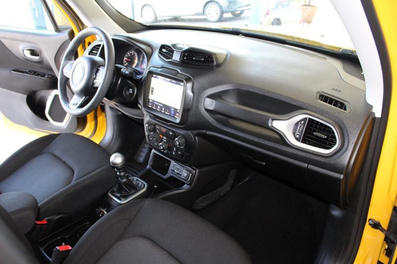Photo 3 de l'offre de JEEP RENEGADE 1.6 MULTIJET 120CH LONGITUDE BUSINESS à 15900€ chez BMC Autos 47