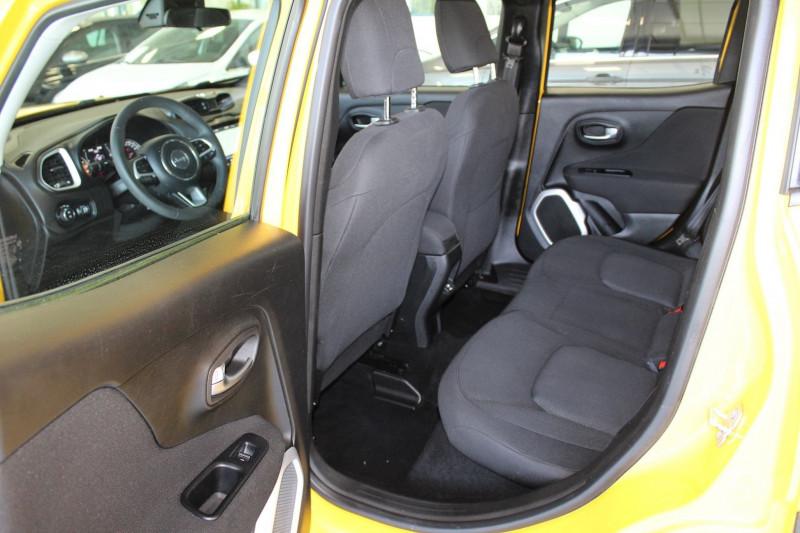 Photo 4 de l'offre de JEEP RENEGADE 1.6 MULTIJET 120CH LONGITUDE BUSINESS à 15900€ chez BMC Autos 47