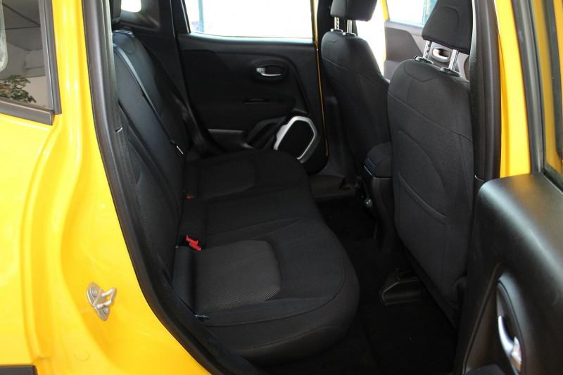 Photo 15 de l'offre de JEEP RENEGADE 1.6 MULTIJET 120CH LONGITUDE BUSINESS à 15900€ chez BMC Autos 47