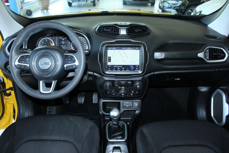 Photo 7 de l'offre de JEEP RENEGADE 1.6 MULTIJET 120CH LONGITUDE BUSINESS à 15900€ chez BMC Autos 47
