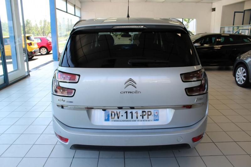 Photo 15 de l'offre de CITROEN GRAND C4 PICASSO BLUEHDI 150CH EXCLUSIVE S&S EAT6 à 12900€ chez BMC Autos 47