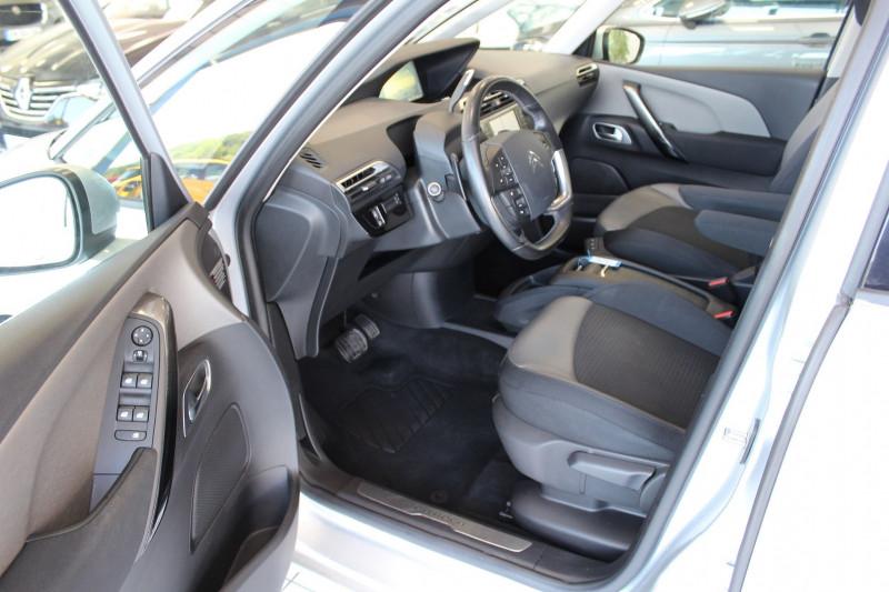 Photo 7 de l'offre de CITROEN GRAND C4 PICASSO BLUEHDI 150CH EXCLUSIVE S&S EAT6 à 12900€ chez BMC Autos 47