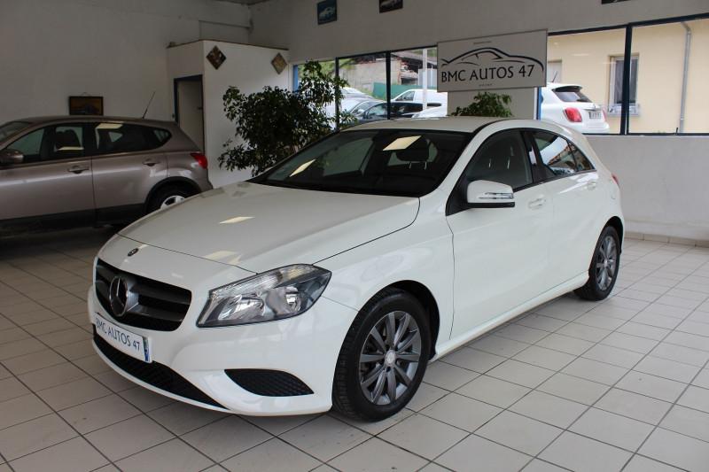 Mercedes-Benz CLASSE A (W176) 200 CDI INTUITION Diesel BLANC Occasion à vendre