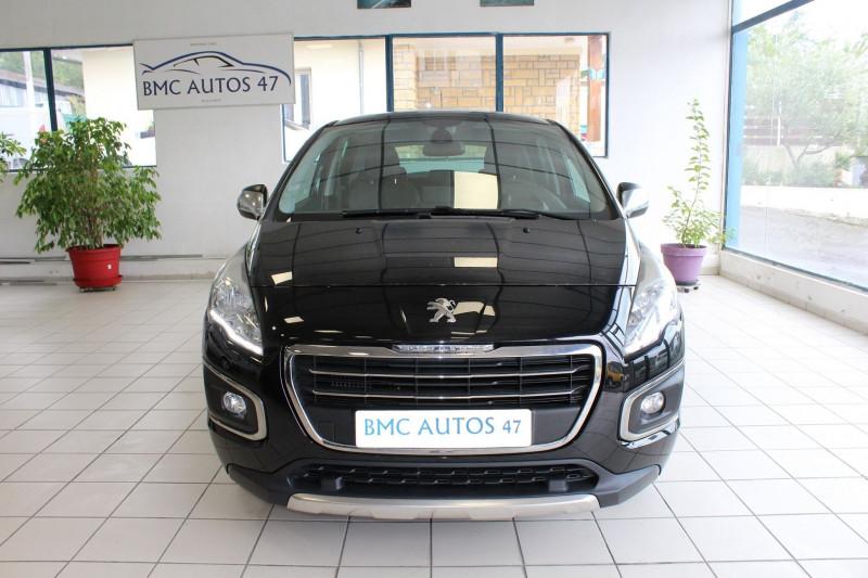 Photo 14 de l'offre de PEUGEOT 3008 1.6 BLUEHDI 120CH ALLURE S&S à 9900€ chez BMC Autos 47