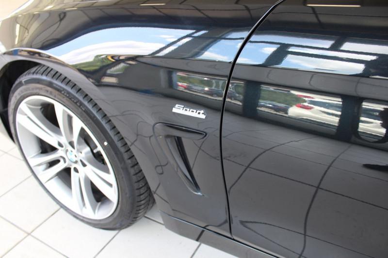 Photo 16 de l'offre de BMW SERIE 4 GRAN COUPE (F36) 420DA 190CH SPORT à 25900€ chez BMC Autos 47