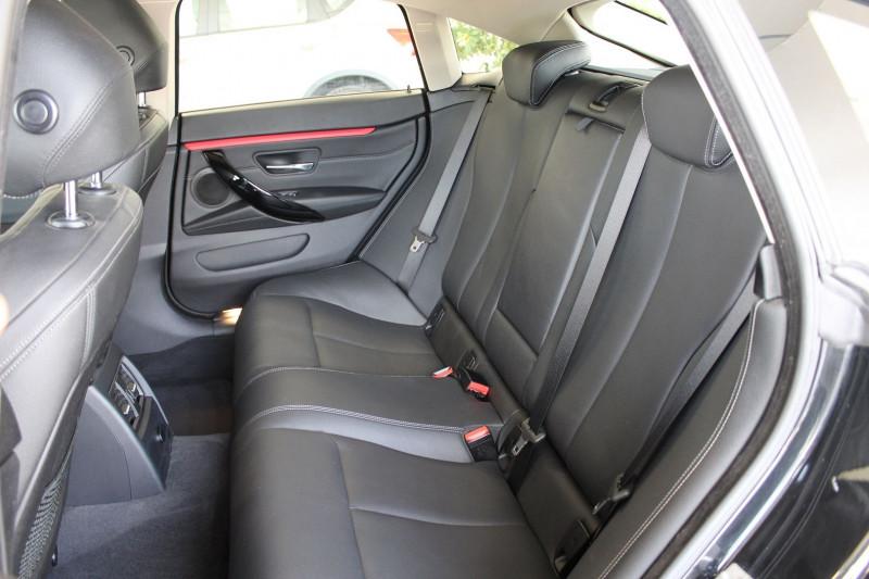 Photo 9 de l'offre de BMW SERIE 4 GRAN COUPE (F36) 420DA 190CH SPORT à 25900€ chez BMC Autos 47