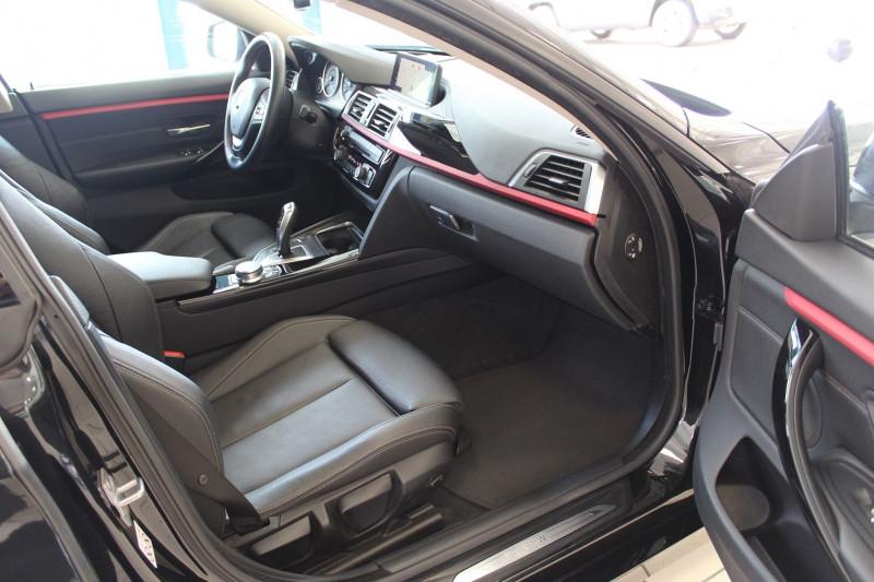 Photo 4 de l'offre de BMW SERIE 4 GRAN COUPE (F36) 420DA 190CH SPORT à 25900€ chez BMC Autos 47