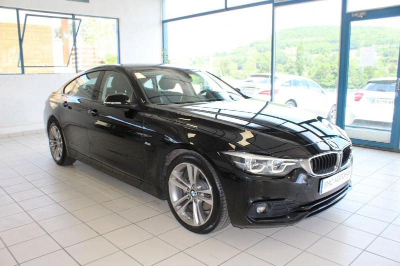 Photo 6 de l'offre de BMW SERIE 4 GRAN COUPE (F36) 420DA 190CH SPORT à 25900€ chez BMC Autos 47