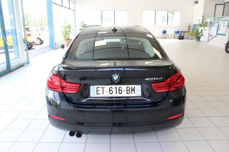 Photo 14 de l'offre de BMW SERIE 4 GRAN COUPE (F36) 420DA 190CH SPORT à 25900€ chez BMC Autos 47