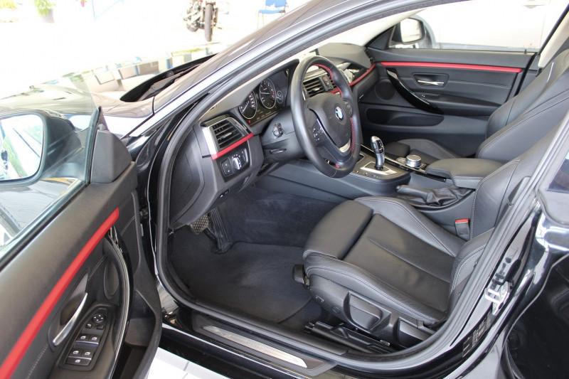 Photo 10 de l'offre de BMW SERIE 4 GRAN COUPE (F36) 420DA 190CH SPORT à 25900€ chez BMC Autos 47