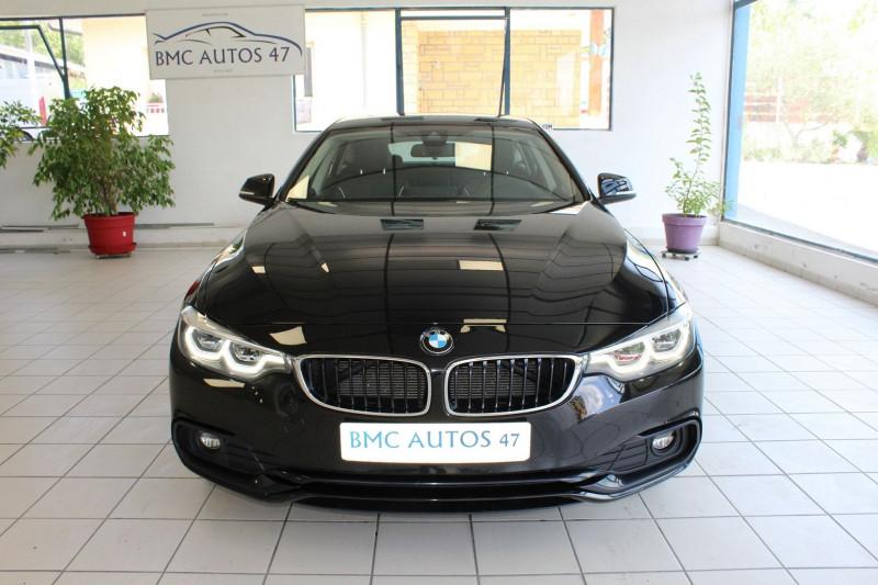 Photo 11 de l'offre de BMW SERIE 4 GRAN COUPE (F36) 420DA 190CH SPORT à 25900€ chez BMC Autos 47