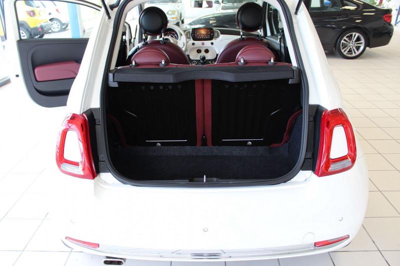 Photo 9 de l'offre de FIAT 500 1.2 8V 69CH CLUB à 11990€ chez BMC Autos 47