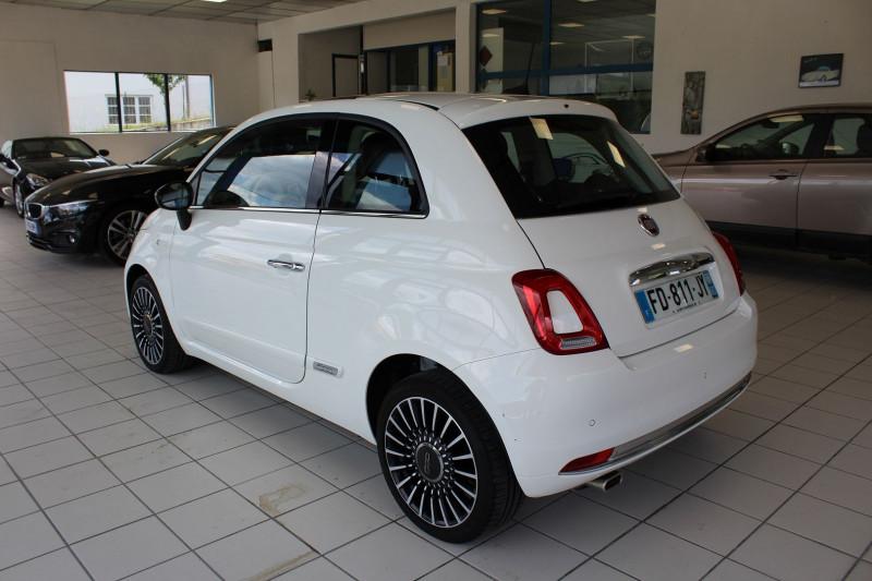Photo 7 de l'offre de FIAT 500 1.2 8V 69CH CLUB à 11990€ chez BMC Autos 47