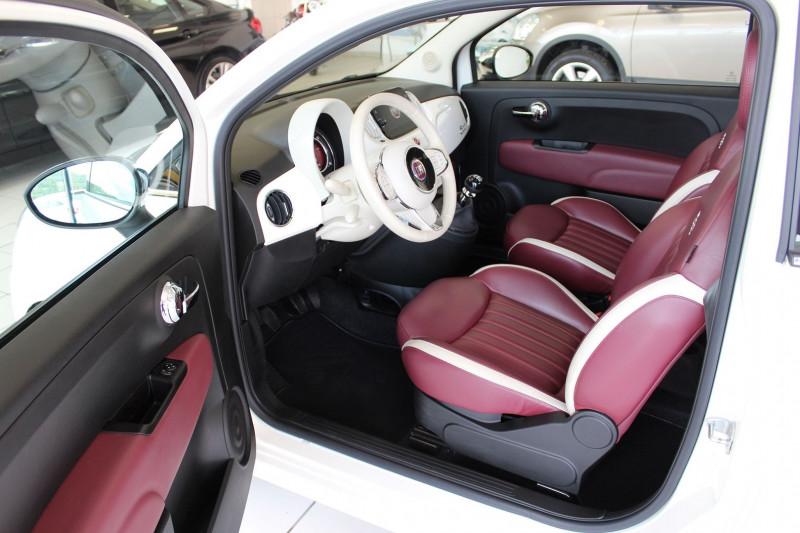 Photo 5 de l'offre de FIAT 500 1.2 8V 69CH CLUB à 11990€ chez BMC Autos 47
