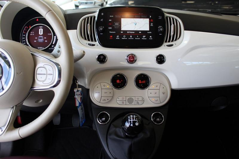Photo 12 de l'offre de FIAT 500 1.2 8V 69CH CLUB à 11990€ chez BMC Autos 47