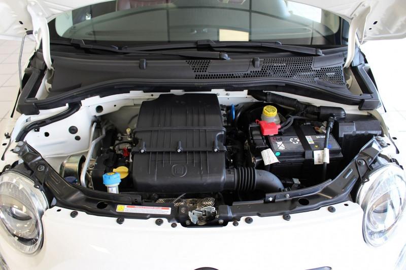 Photo 14 de l'offre de FIAT 500 1.2 8V 69CH CLUB à 11990€ chez BMC Autos 47