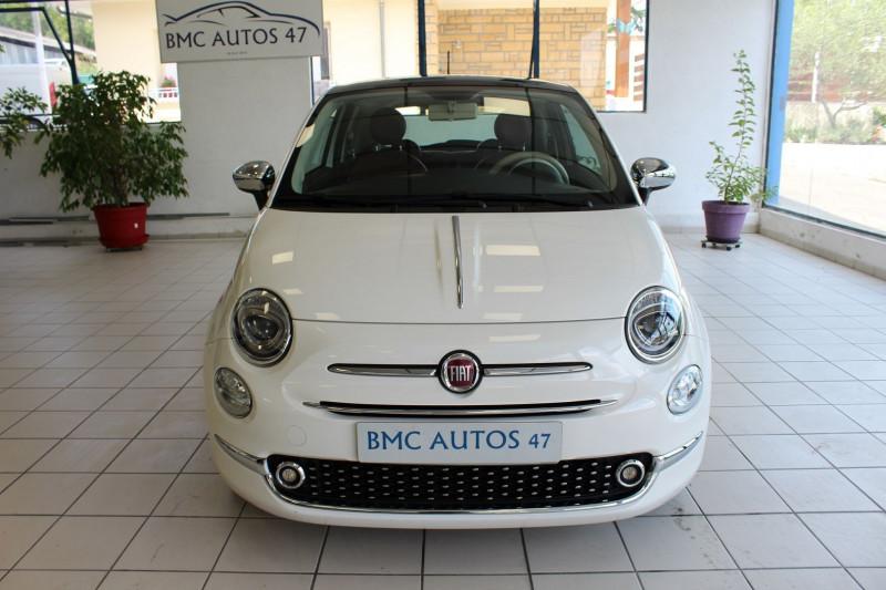 Photo 11 de l'offre de FIAT 500 1.2 8V 69CH CLUB à 11990€ chez BMC Autos 47