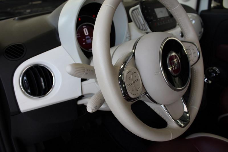 Photo 20 de l'offre de FIAT 500 1.2 8V 69CH CLUB à 11990€ chez BMC Autos 47