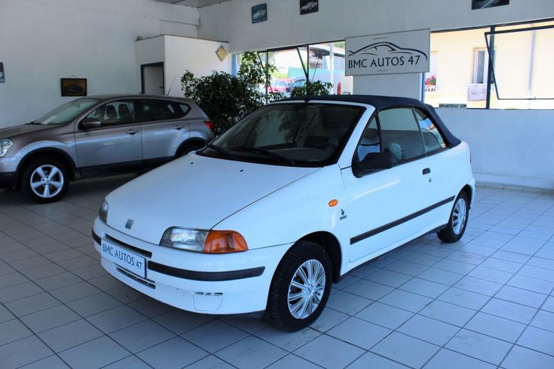 Fiat PUNTO CAB 60 S Essence BLANC Occasion à vendre