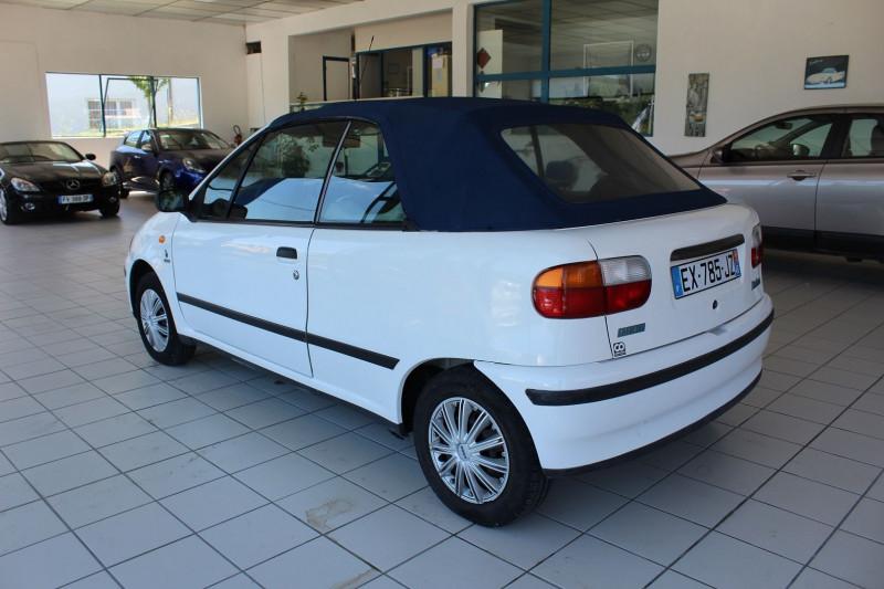 Photo 4 de l'offre de FIAT PUNTO CAB 60 S à 2900€ chez BMC Autos 47