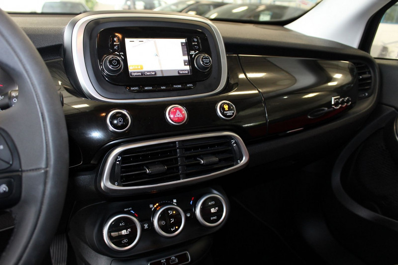 Photo 13 de l'offre de FIAT 500X 1.6 MULTIJET 16V 120CH POPSTAR à 14600€ chez BMC Autos 47