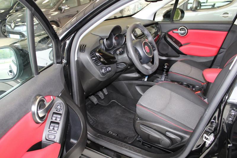 Photo 8 de l'offre de FIAT 500X 1.6 MULTIJET 16V 120CH POPSTAR à 14600€ chez BMC Autos 47