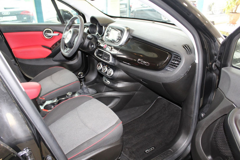 Photo 4 de l'offre de FIAT 500X 1.6 MULTIJET 16V 120CH POPSTAR à 14600€ chez BMC Autos 47